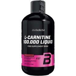 Biotech Liquid L-Carnitine 100 000