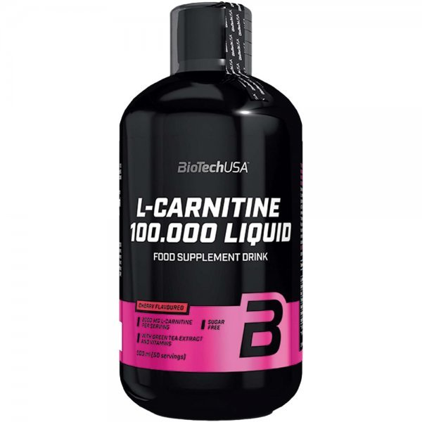 Biotech Liquid L-Carnitine 100 000BT378