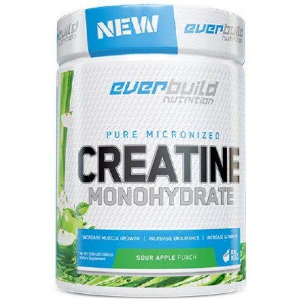 EVERBUILD Creatine Monohydrate 300 грEB002