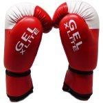 Червени боксови ръкавици GEL X LITE SZ FightersSZ002-15