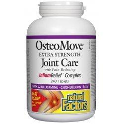Natural Factors OsteoMove 1431 мг 240 таблетки