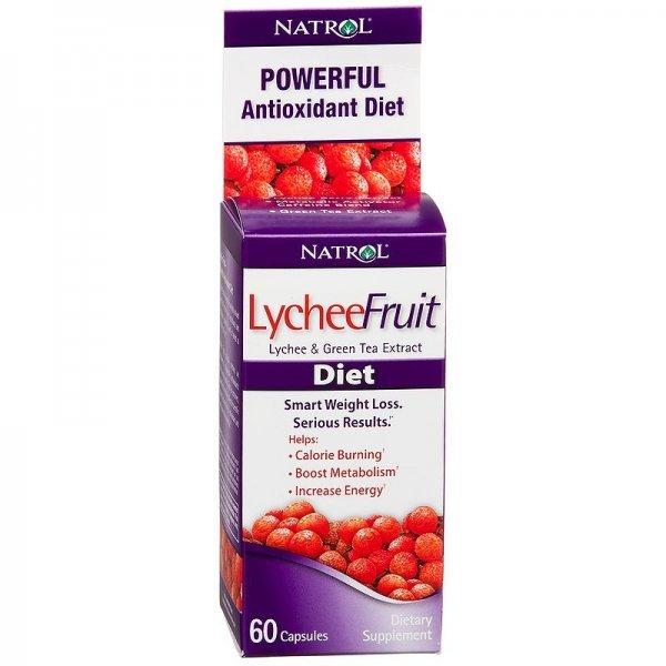 Natrol Lychee Fruiet DietNAT500