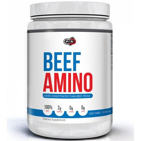 Pure Beef Amino 2000 мг 300 таблеткиPN3354