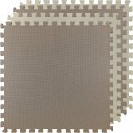 Настилка EVA 4 броя, двуцветна 300024011