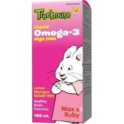 Webber Naturals Liquid Omega-3 DHA 833 мг 165 мл