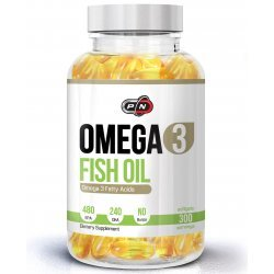 Pure Omega 3 Fish Oil 300 дражета