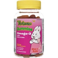 Webber Naturals Omega-3 with EPA & DHA 50 мг 60 желирани таблетки