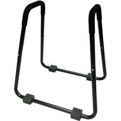 Успоредка, стойка с два успоредни лоста за кофички и упражнения