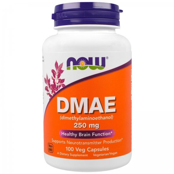 NOW DMAE 100 капсулиNOW3090
