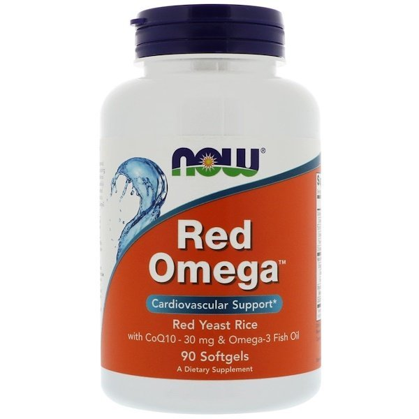 NOW Red Omega 90 дражетаredomega