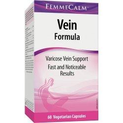 Webber Naturals FemmeCalm™ Vein Formula 533 мг 60 капсули