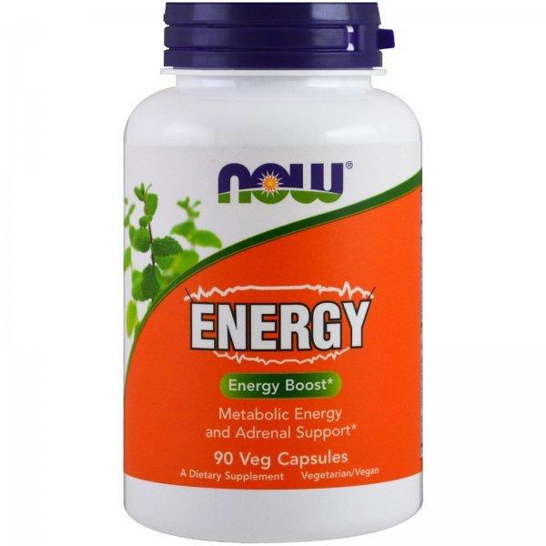 NOW Energy 90 капсули3326