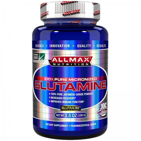 AllMax L-Glutamine 100 грAllMax L-Glutamine 100 гр