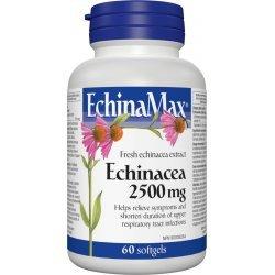 Webber Naturals EchinaMax 2500 мг 60 дражета
