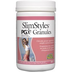 Natural Factors PGX® SlimStyles 5000 мг 300 гр гранули