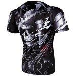 Рашгард с къси ръкави Samurai Skull VenumРашгард с къси ръкави Samurai Skull Venum2