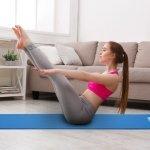 Постелка за йога и упражнения NBR Eco-Friendly Armageddon Sports, 183 x 61 x 1 см, СинARM050-BLUE2