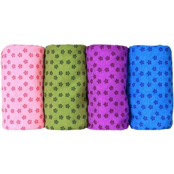 Кърпа постелка за йога 200 х 63 см400721