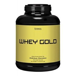 Ultimate Nutrition Whey Gold 2270 гр