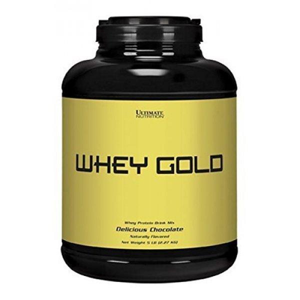 Ultimate Nutrition Whey Gold 2270 грUN1734