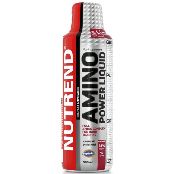Nutrend AMINO POWER LIQUID 500 млNutrend AMINO POWER LIQUID 500 мл