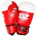 Червени боксови ръкавици GEL X LITE SZ FightersSZ002-11