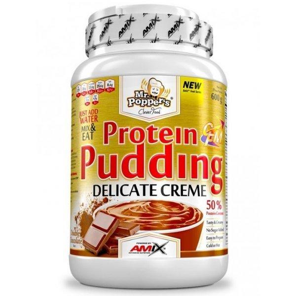 AMIX Protein Pudding Creme 600 грAM002