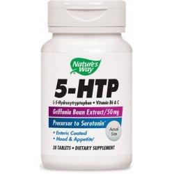 Nature's Way 5-HTP 50 мг 30 таблетки