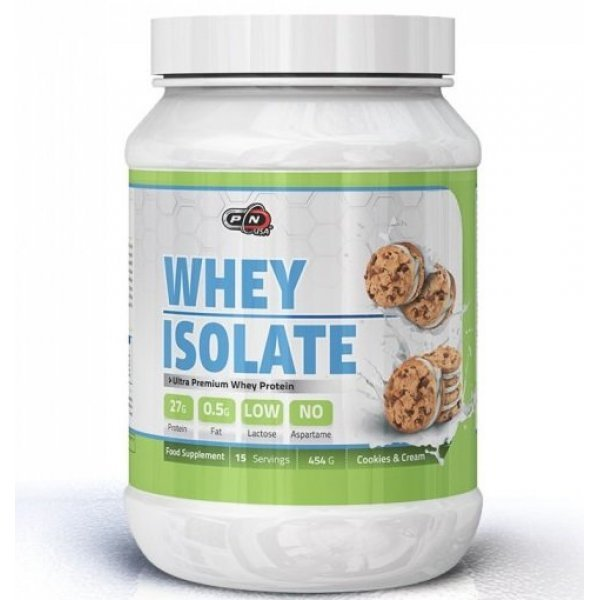 Pure Nutrition Pure Whey Isolate 454 грPN2724