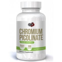Pure Chromium Picolinate 200 мкг 100 капсули