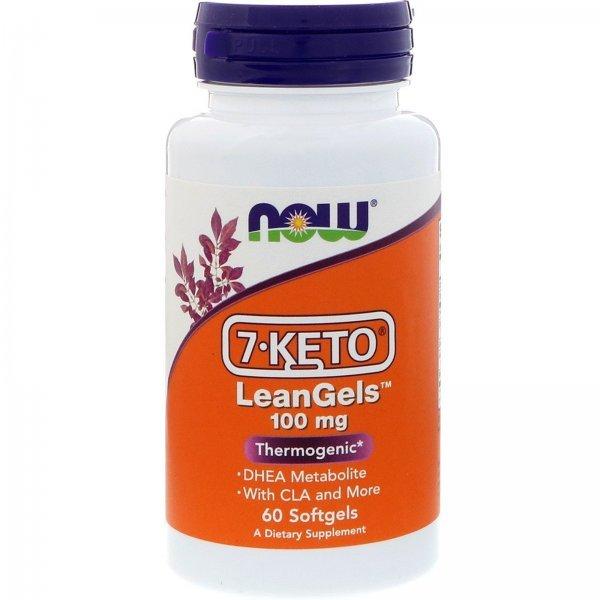 NOW 7-KETO 100 мг 60 дражетаNOW3013