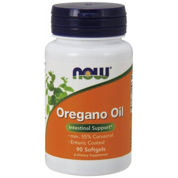 NOW Oregano Oil 90 дражетаNOW4732
