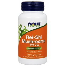 NOW Rei-Shi Mushrooms 100 капсули