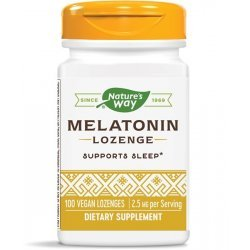 Nature's Way Melatonin 2,5 мг 100 капсули