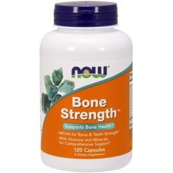 NOW Bone Strength 120 капсули
