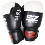 Черни боксови ръкавици GEL X LITE SZ FightersSZ001-11