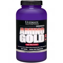 Ultimate Nutrition Amino Gold 1500 мг 325 таблетки