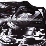 Рашгард с къси ръкави Samurai Skull VenumРашгард с къси ръкави Samurai Skull Venum4