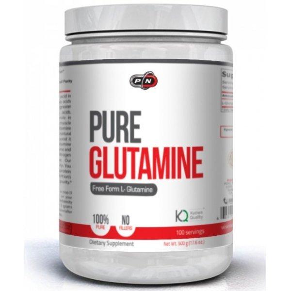 Pure 100% Pure Glutamine 500 гр100% Pure Glutamine 500гр