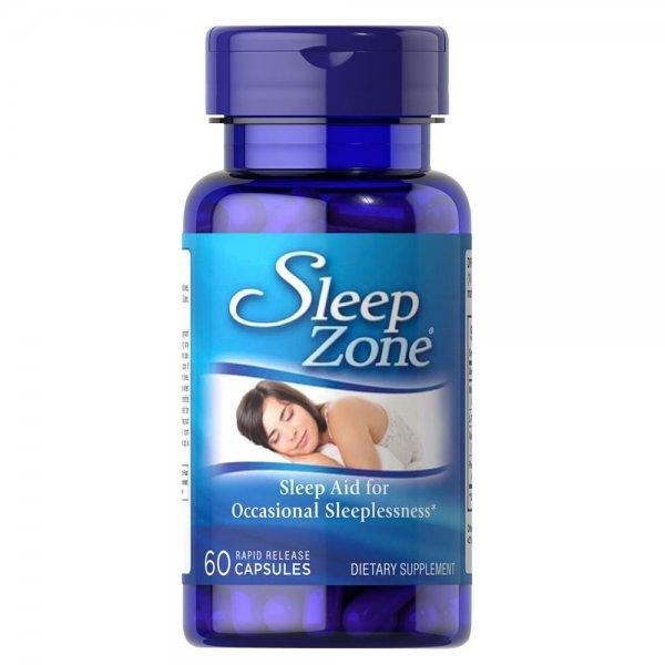 Puritan's Pride Sleep Zone 60 капсулиPP1135