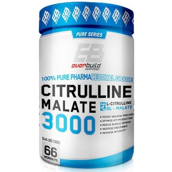 EVERBUILD Citrulline Malate 3000 200 грEB622