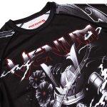 Рашгард с къси ръкави Samurai Skull VenumРашгард с къси ръкави Samurai Skull Venum6