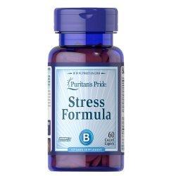 Puritan's Pride Stress Formula 60 таблетки