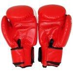 Червени боксови ръкавици GEL X LITE SZ FightersSZ002-18