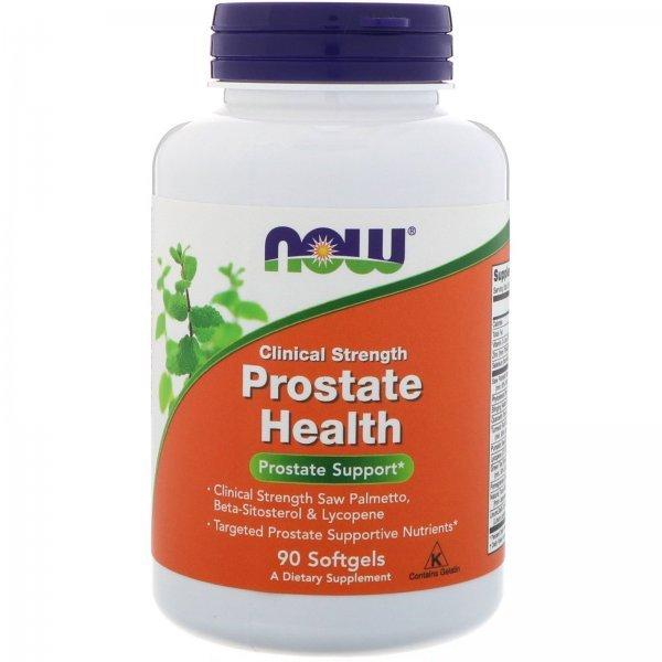 NOW Prostate Health 90 дражетаNOW3348