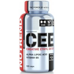 Nutrend CREATINE ETHYL ESTER 120 капсули