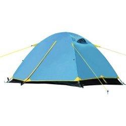 Палатка двуместна (двуслойна) с размери 210x140x105 см