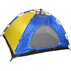 Палатка двуместна, еднослойна, автоматична 200x150x110 см