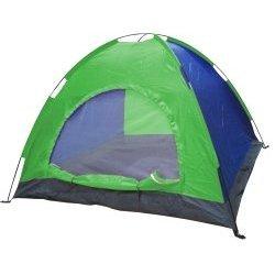Палатка триместна (двуслойна) 190х190х130 см