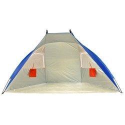 Плажна (рибарска) палатка (сенник) с дъно